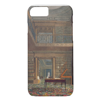 Eton College Library, from 'History of Eton Colleg iPhone 8/7 Case
