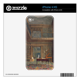 Eton College Library, from 'History of Eton Colleg iPhone 4 Skin