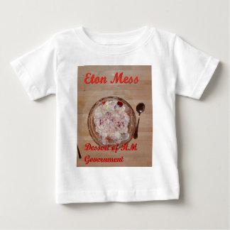 Eton Mess Dessert Of HM Government Baby T-Shirt
