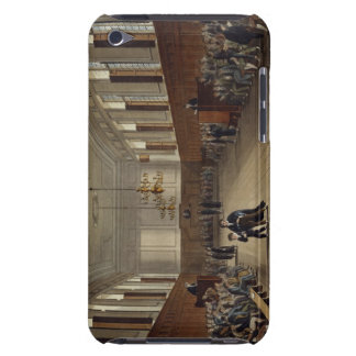 Eton School Room, from 'History of Eton College', Barely There iPod Case