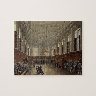 Eton School Room, from 'History of Eton College', Jigsaw Puzzles