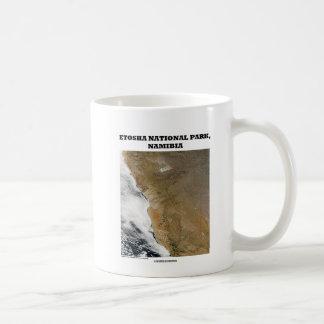 Etosha National Park (Picture Earth) Basic White Mug