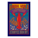 Etouffee Cook-Off-Poster