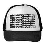 eTown Hat (Black)
