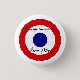 Être Libre Button Small