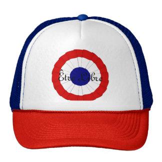 Être Libre Cockade Hat