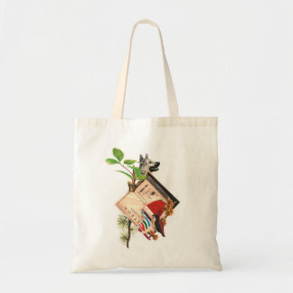 Etro collage canvas bags