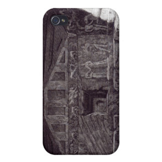 Etruscan Tomb, c.1780 iPhone 4 Cover
