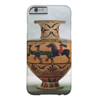 Etrusco-Ionian black-figure hydria depicting a hun Barely There iPhone 6 Case
