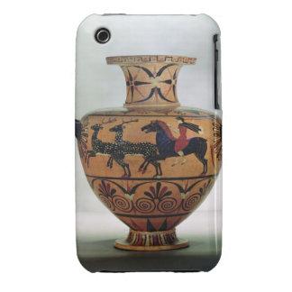 Etrusco-Ionian black-figure hydria depicting a hun iPhone 3 Case