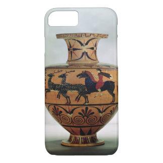 Etrusco-Ionian black-figure hydria depicting a hun iPhone 7 Case