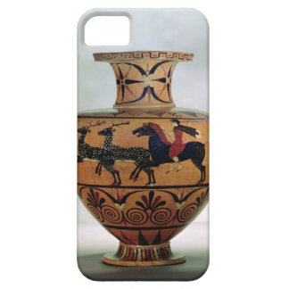 Etrusco-Ionian black-figure hydria depicting a hun iPhone SE/5/5s Case