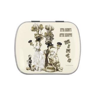 Etta Diem's Attic Shoppe Mints! II Jelly Belly Candy Tins