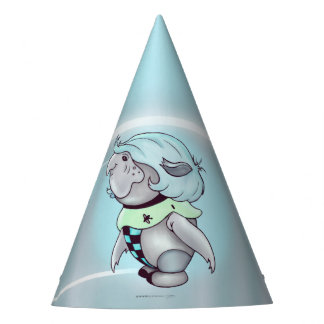 ETTAX MONSTER ALIEN CUTE CARTOON PARTY HAT