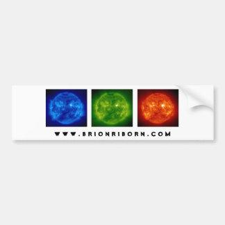 """""""Etymbiosis"""" Bumper Sticker"""
