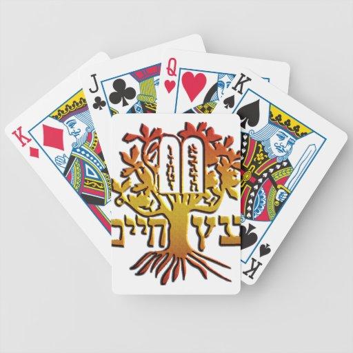 Etz Chaim Card Deck