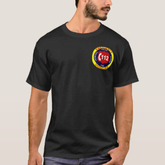 EU 112 Emergency Dispatcher T-Shirt