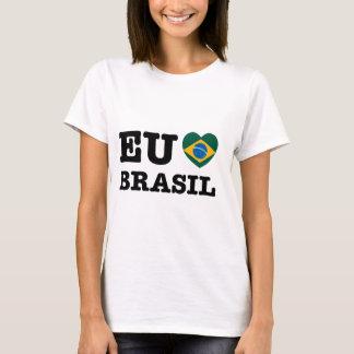 Eu Amo Brasil T-Shirt
