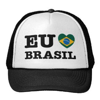 Eu Amo Brasil Trucker Hat