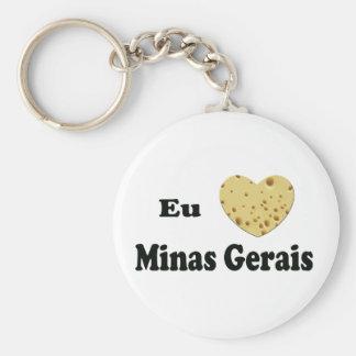 EU AMO MINAS GERAIS CHAVEIROS