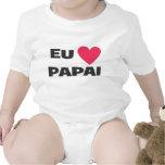EU AMO PAPAI T-SHIRTS