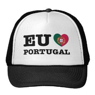 Eu Amo Portugal Gorras