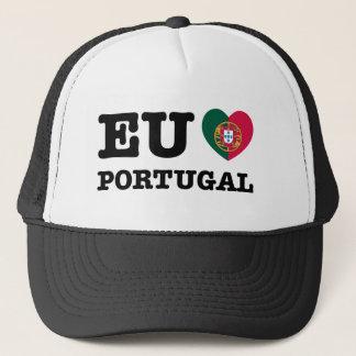 Eu Amo Portugal Trucker Hat