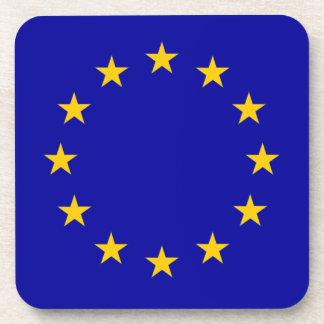 EU European Union flag Coaster