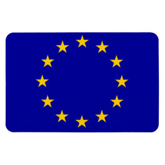 EU European Union flag Magnet