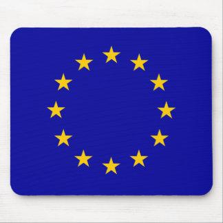 EU European Union flag Mouse Pad