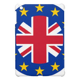 EU - European Union Flag - Union Jack iPad Mini Covers