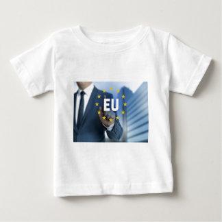 EU European Union touchscreen concept Baby T-Shirt