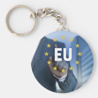 EU European Union touchscreen concept Keychain