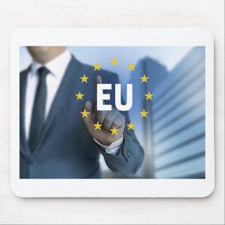 EU European Union touchscreen concept Mouse Pad