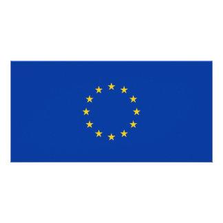 EU Flag Card