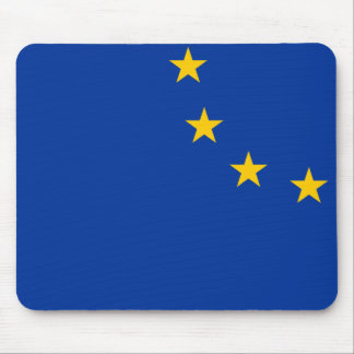 EU flag on Mousepad