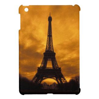 EU, France, Paris.  Eiffel Tower. iPad Mini Cover
