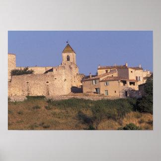EU, France, Provence, Aix Region Poster