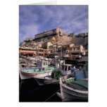 EU, France, Provence, Bouches, du, Rhone, 2 Greeting Card