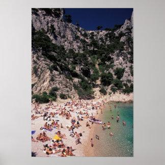EU, France, Provence, Bouches, du, Rhone, 3 Poster