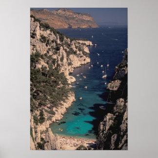 EU, France, Provence, Bouches, du, Rhone, 4 Print