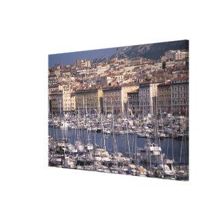 EU, France, Provence, Bouches, du, Rhone, 7 Canvas Print