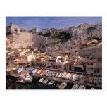 EU, France, Provence, Bouches, du, Rhone, 7 Postcard