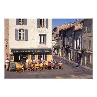 EU, France, Provence, Bouches-du-Rhone, Arles. Photo Print