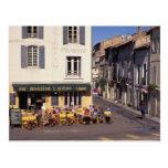 EU, France, Provence, Bouches-du-Rhone, Arles. Postcard