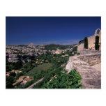 EU, France, Provence, Bouches, du, Rhone, Les 2 Postcard