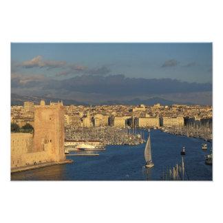 EU, France, Provence, Bouches-du-Rhone, Photo Art