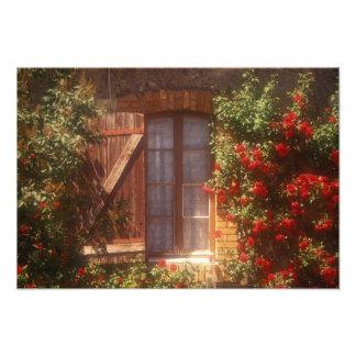 EU, France, Provence, Vaucluse, Apt. House 2 Photo Print