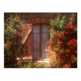 EU, France, Provence, Vaucluse, Apt. House 2 Postcard