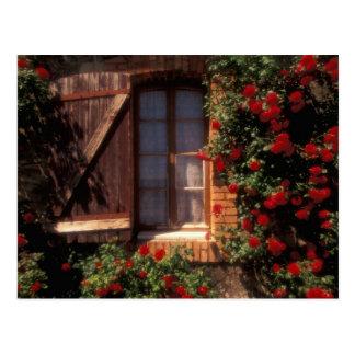 EU, France, Provence, Vaucluse, Apt. House Postcard